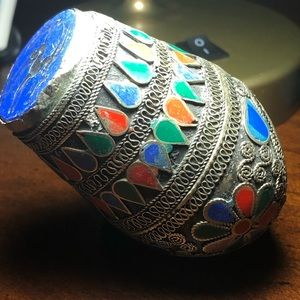 Novelty ring- Statement ring- Tribal banjara ring